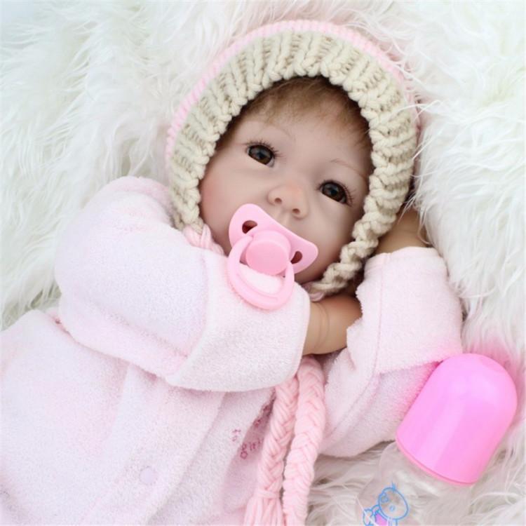 Bebê Reborn Alana. REF40060755