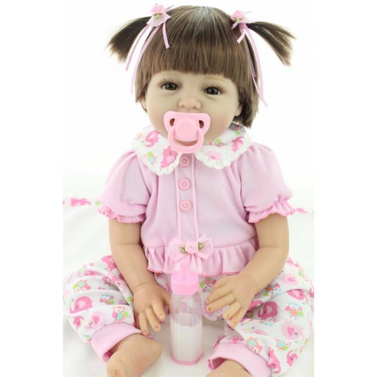 Bebê Reborn Luiza. REF42260753